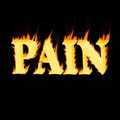 foto of gout  - alphabetic representation of burning pain in neuropathic pain or trauma - JPG
