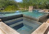 picture of zero  - Zero horizon swimming pool - JPG
