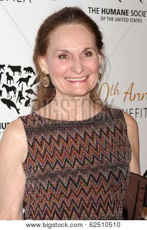 LOS ANGELES - MAR 29:  Beth Grant at the Humane Society Of The United States 60th Anniversary Gala at Beverly Hilton Hotel on March 29, 2014 in Beverly Hills, CA