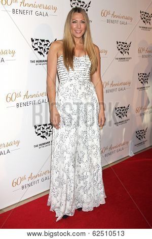 LOS ANGELES - MAR 29:  Colbie Caillat at the Humane Society Of The United States 60th Anniversary Gala at Beverly Hilton Hotel on March 29, 2014 in Beverly Hills, CA