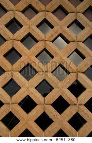 Geometric Architectural Detail