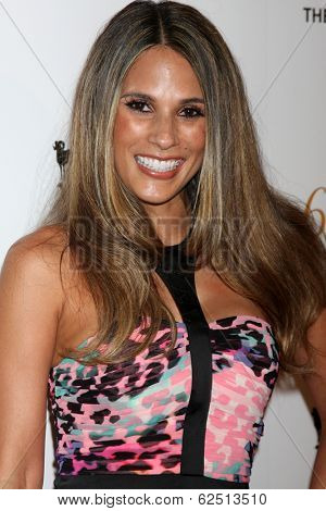 LOS ANGELES - MAR 29:  Bonnie-Jill Laflin at the Humane Society Of The United States 60th Anniversary Gala at Beverly Hilton Hotel on March 29, 2014 in Beverly Hills, CA