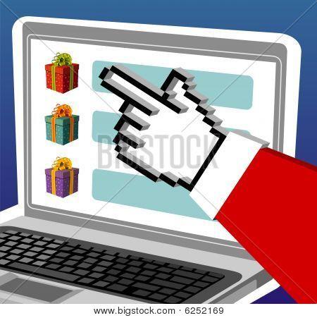 Christmas E-buying