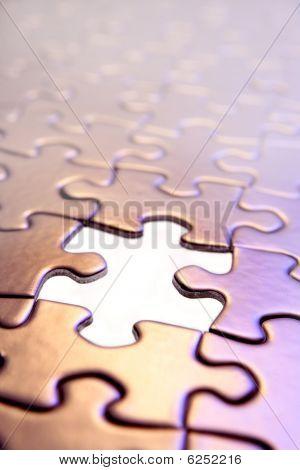 Gap In Puzzle
