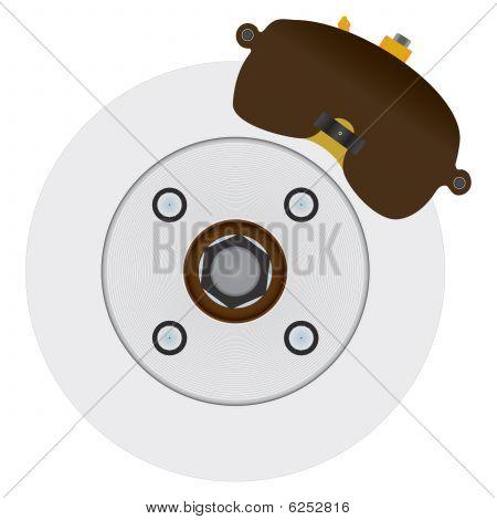 Hydraulic Disc Brake System