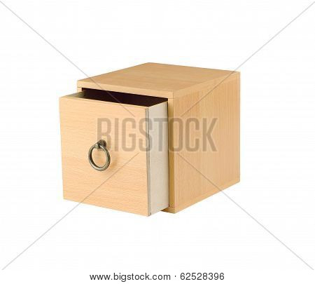 wooden cd or dvd box
