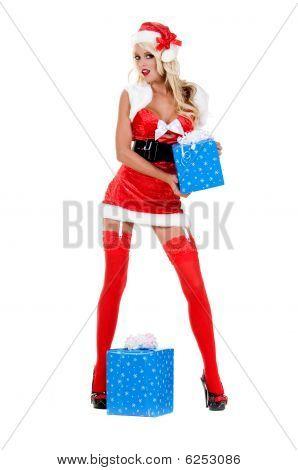 Christmas Santa Helper