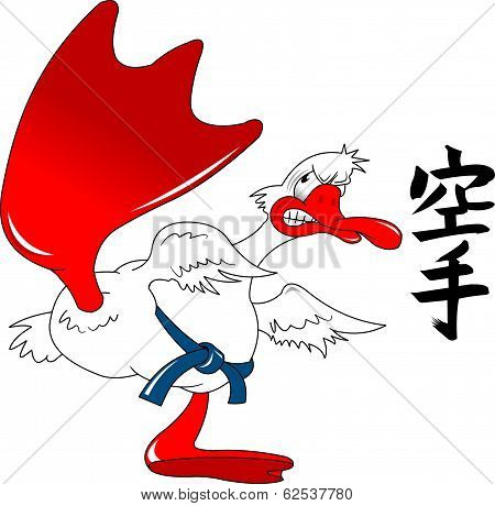 Goose Karate