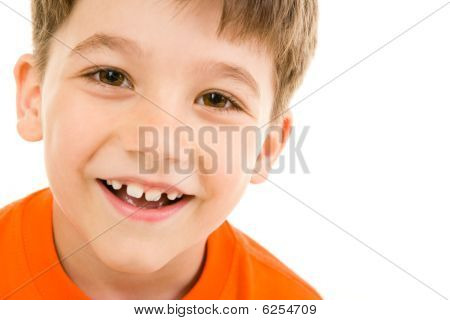 Face Of Boy