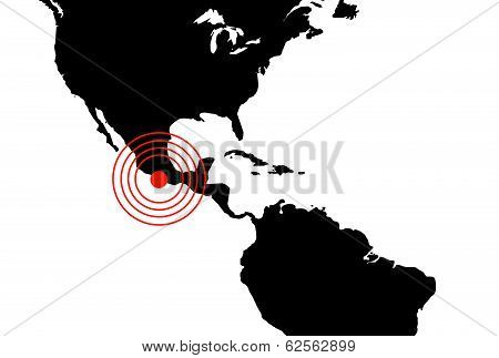 Earthquake In Mexico