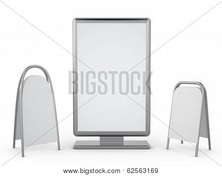 Billboards, 3D