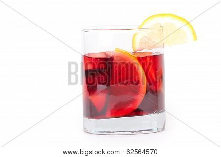 Sangria In Glass