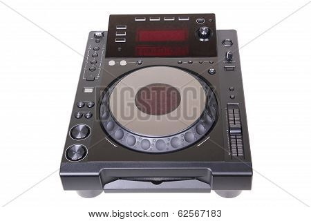 Professional Dj Cd Player