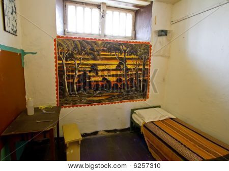 Prison Cell Artwork 2