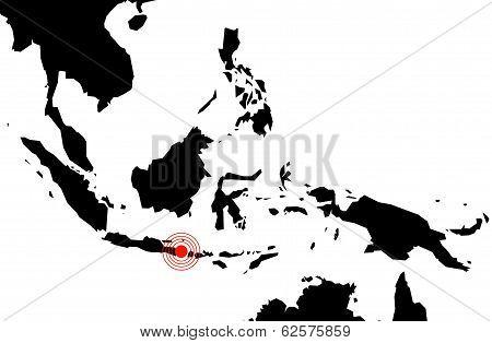 Earthquake In Bali