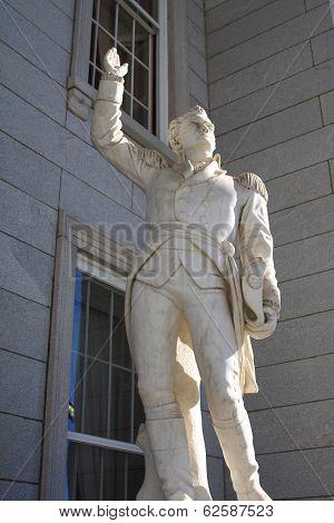 Ethan Allen statue, Montpelier