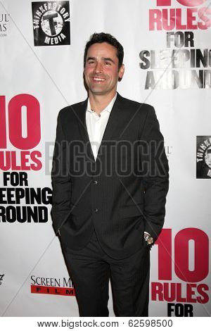 LOS ANGELES - APR 1:  Jesse Bradford at the