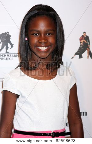 LOS ANGELES - MAR 31:  Alexis Fowlkes at the LA Ballroom Studio Grand Opening at LA Dance Studio on March 31, 2014 in Sherman Oaks, CA
