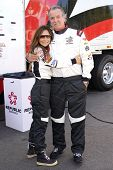 LONG BEACH - APR 1: Vanessa Marcil, Eric Braeden at the 37th Annual Toyota Pro/Celebrity Race Practi