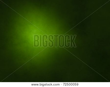 Green Spot Backdrop
