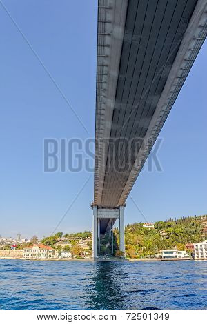First Bosphorus bridge