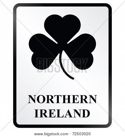 Northern Ireland Sign