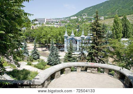 Pyatigorsk. Cityscape