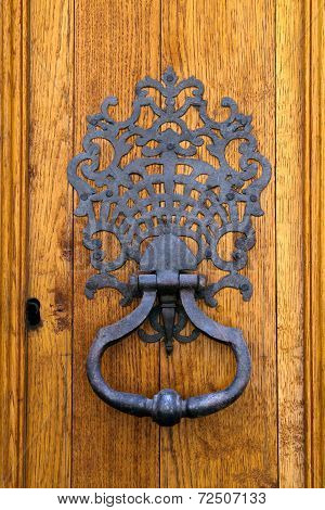 Ornate Knocker