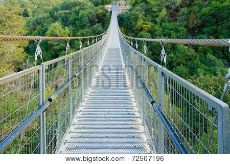 Hanging Foot Bridge