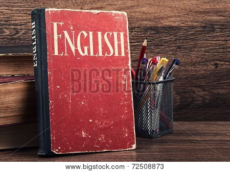 Learning English Concept
