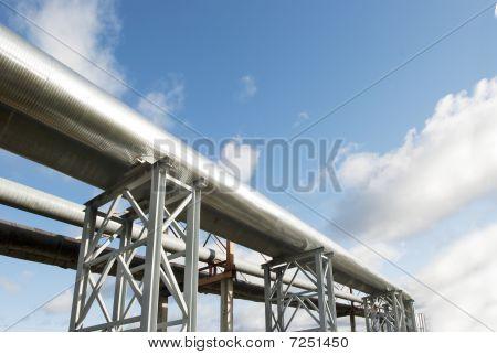 tubería industrial