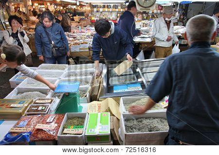 Tokyo Seafood Market