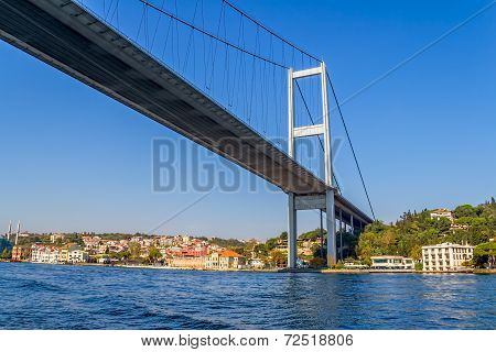First Bosphorus bridge