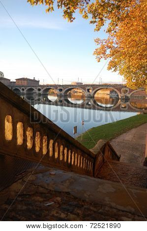 Steps To Garonne