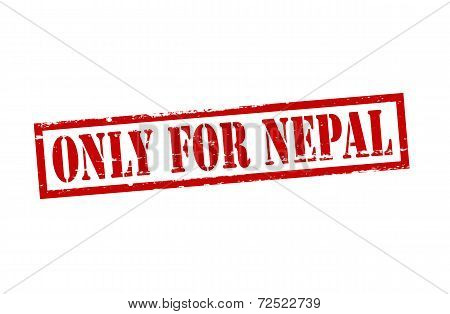 Only For Nepal