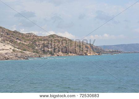 Summer Landscape, Greece