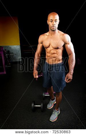 Muscle Fitness Physique