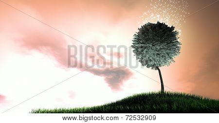 Magical Dollar Money Tree