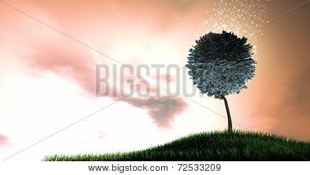 Magical Pound Money Tree