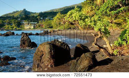 Hana Bay, Hana, Maui, Hawaii