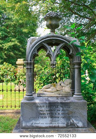 Tombstone 1856 -Little Willie