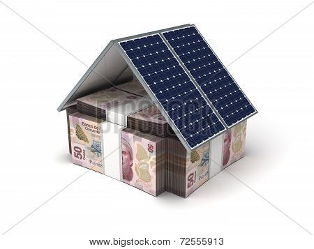 Mexican Pesos Energy Saving