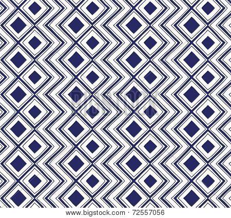 Ethnic ornamental textile seamless pattern