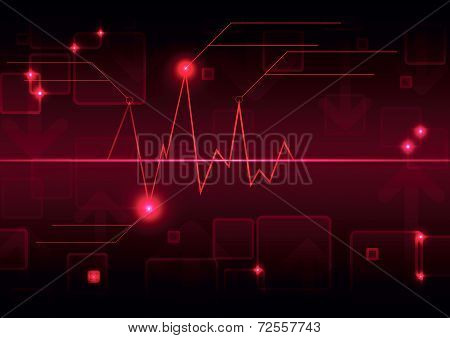 Abstract Graph Background
