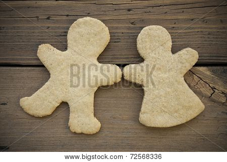 Ginger Bread Couple