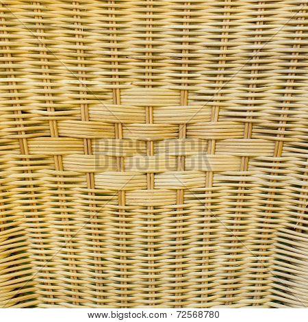 Rattan Background Texture