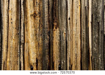 Natural Barn Board Background