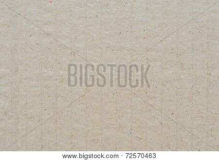 Recycled Cardboard Paper Texture
