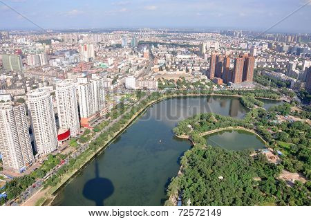Shenyang City Skyline, Liaoning, China