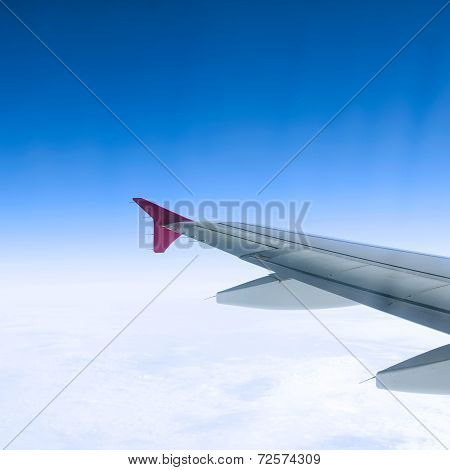 Travel Over Clouds